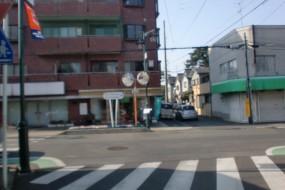 盆栽町中央通り